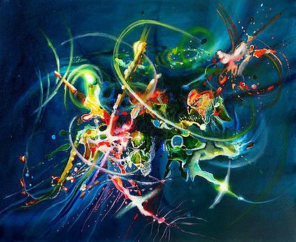 Turnstyle by Leonard Aitken