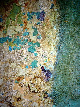 Turquoise 2 by Jane Clatworthy