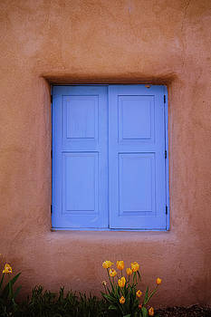 Turquoise and Adobe by Heidi Hermes