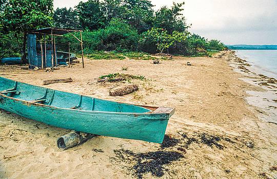 David Stone - Turquoise Canoe Negril