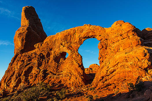 Turret Arch by James Marvin Phelps
