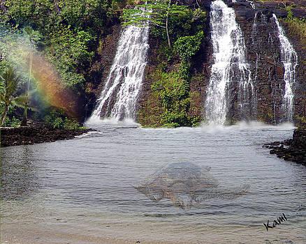Kami Catherman - Turtle Falls