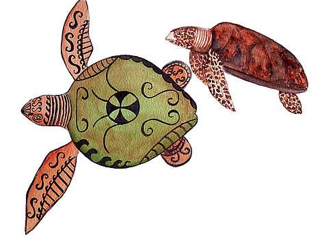Patricia Beebe - Turtle Tatt