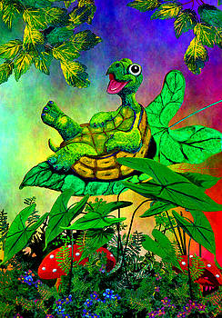 Hanne Lore Koehler - Turtle-totter
