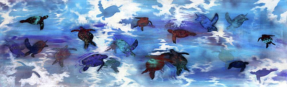 Turtles In Heaven by Darren Mulvenna