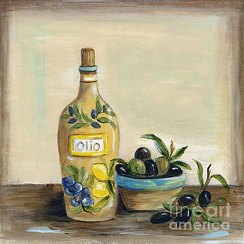 Tuscan Olive Oil  by Marilyn Dunlap