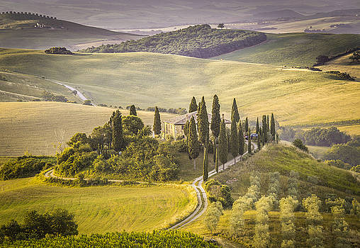 Tuscan Podere by Stefano Termanini