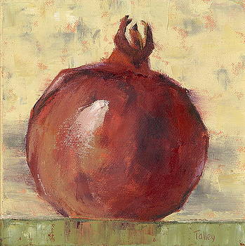 Tuscan Pomegranate by Pam Talley