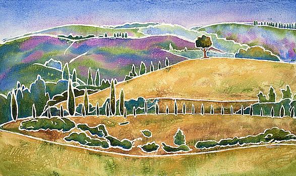 Mary Giacomini - Tuscan Textures