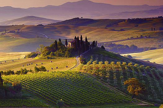 Francesco Riccardo  Iacomino - Tuscan view
