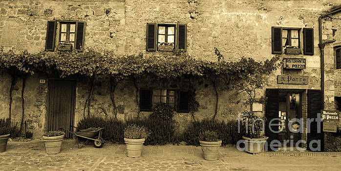Tuscan Village by Frank Stallone