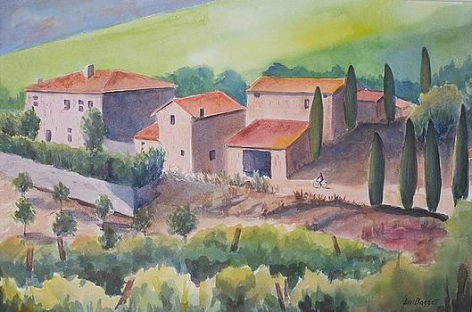 Tuscany by Lou Baggett