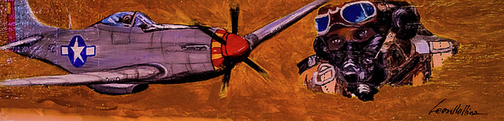 Tuskegee Air by Leon Hollins III