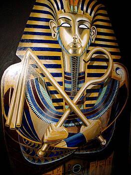 Tutankhamun by Rory Moorer