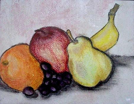 Tutti Fruity by Eloudi Coetzer