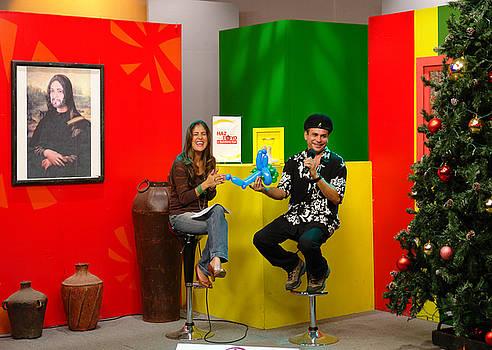 TV. INTERVIEW grupo SIPSE by Angel Ortiz