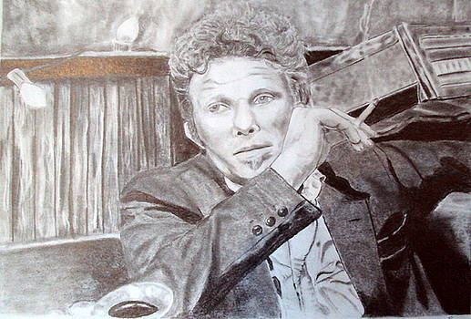 T.W coffee and cigerettes by Rene  Kier