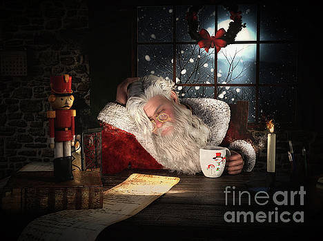 Twas the Night Before Christmas by Shanina Conway