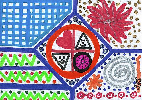 Tweedle-De-Doodle by Susan Schanerman
