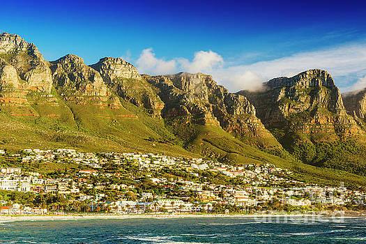 Tim Hester - Twelve Apostles in South Africa