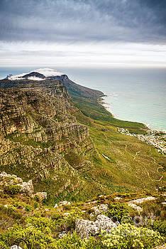Twelve Apostles South Africa by Tim Hester