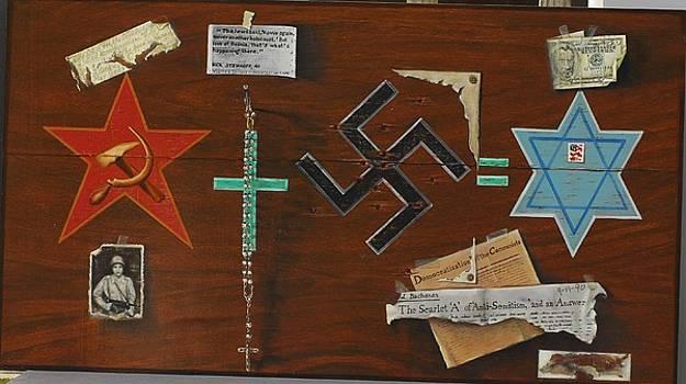 Twentieth century political puzzle by John Balasa
