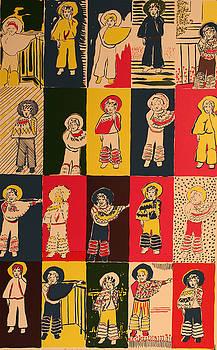 Twenty little Mexicans by Biagio Civale