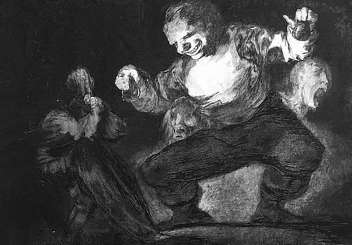 Twerp 1823 by Goya Francisco