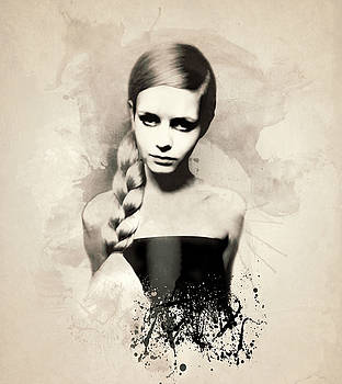 Twiggy by Laurence Adamson