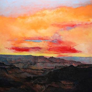 Twilight 8 by M Diane Bonaparte