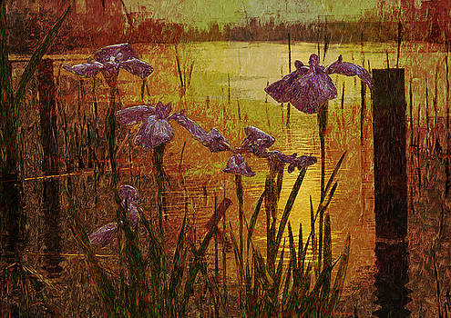 Twilight and Flower 2006 by Haruo Obana