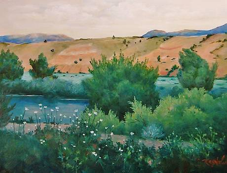 Twilight at Wind River by Carol Reynolds