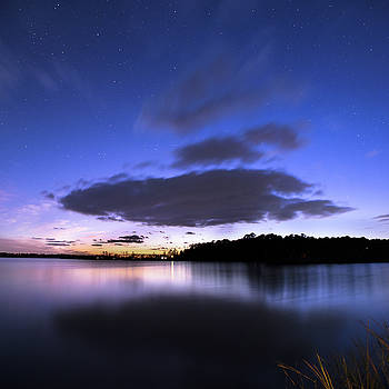 Twilight Beckons the Stars by Steve Evans