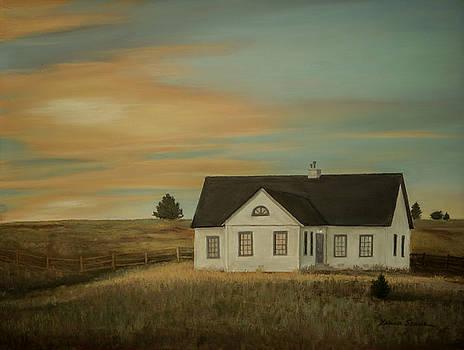Twilight House by Xenia Sease