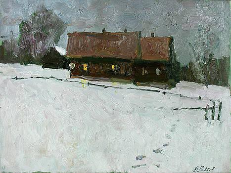 Twilight by Juliya Zhukova