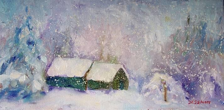 Twilight Magic by Linda Dessaint