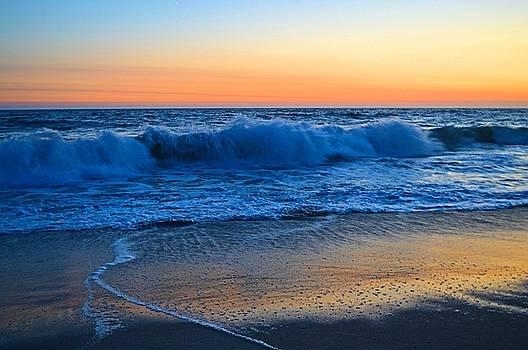 Tommi Trudeau - Twilight Ocean Study 7