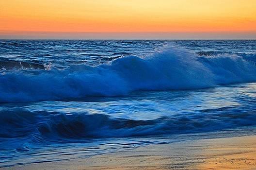 Tommi Trudeau - Twilight Ocean Study 9