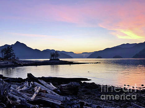 Twilight of Furry Creek by Victor K