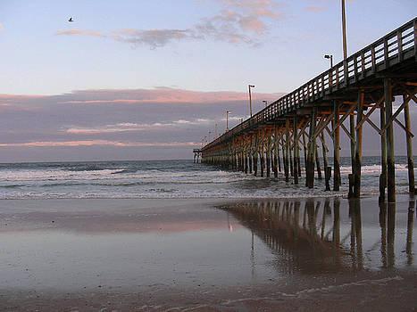 Twilight Pier by Al Smith