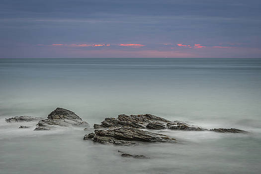 Twilight Seascape by Andy Astbury