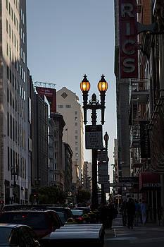 Twilight Street Lantern by Mythic Ink