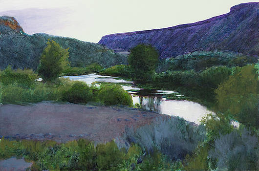 Twilight Taos SOLD by Cap Pannell