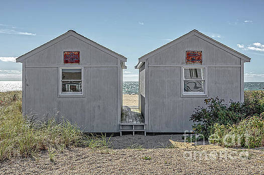 Twin Beach Cottages Cape Cod by Edward Fielding