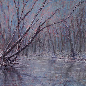 Twin Creek Winter by Erica Keener