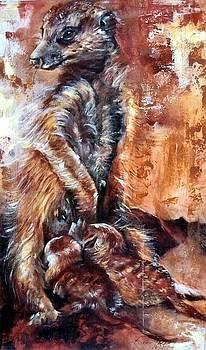Twin delight by Estelle Hartley