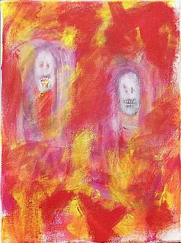 Twin Faces by Randall Ciotti