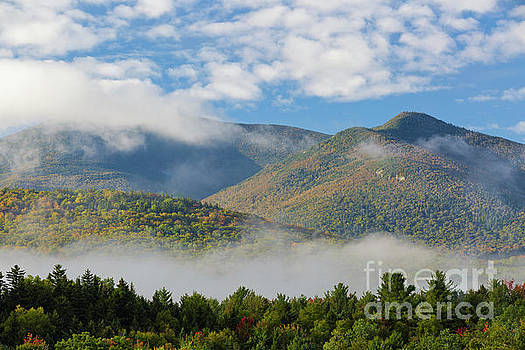 Twin Mountain New Hampshire by Erin Paul Donovan