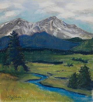 Mary Benke - Twin Peaks