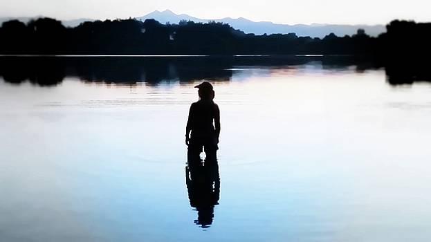 Twin Peaks Silhouette by Joseph Hendrix